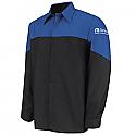 Red Kap Mopar Long Sleeve Technician Shirt - SY14MP