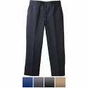 Edwards Men's Business Casual Flat Front Chino Pant - 2510