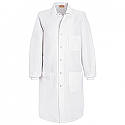 Red Kap KP72 Unisex Specialized Cuffed Lab Coat with Interior Pockets
