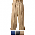 Edwards Ladies' Flat Front Chino Pant - 8576