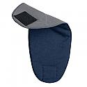 Bulwark HNM2NV Nomex IIIA Insulated Hard Hat Face Mask