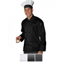 Edwards Unisex Classic Full Cut Long Sleeve Chef Coat - 3301