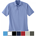 Ash City EXTREME Men's Eperformance Ottoman Textured Polo - 85093