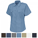 Horace Small Women's Deputy Deluxe Short Sleeve Shirt