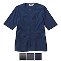 Edwards Ladies Housekeeping Zip Front Smock Tunic - 7887