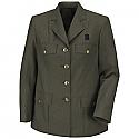 Horace Small Women's Poly/Wool Tropical Dress Coat - HS3346B