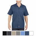 Dickies Short Sleeve Industrial Work Shirt - LS535