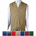 Edwards Unisex Apron Vest with Waist Pocket - 4106