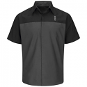 Red Kap Men's Lincoln Short Sleeve Technician Shirt - SY24LN