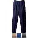 Edwards Men's Pleated Front Chino Casual Pant - 2670