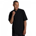 Edwards Double Breasted Bistro Short Sleeve Server Shirt - 1350