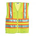Berne Hi-Visibility Mesh Multi-Color Vest - HVV046