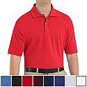Red Kap 7701 Men's Basic Pocketless Pique Polo