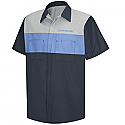Red Kap SY24HD Men's Honda Technician Shirt - Short Sleeve