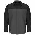 Red Kap Men's Lincoln Long Sleeve Technician Shirt - SY14LN