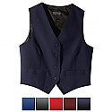 Edwards Ladies V-Neck Economy Vest - 7490