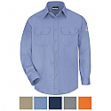 Bulwark Men's 6 oz. Uniform Shirt - SLU8