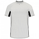 Bulwark EXCEL FR Flame-resistant Two-tone Base Layer Short Sleeve Shirt - MPU4