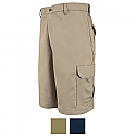 Red Kap PC86 Relaxed Fit Cotton Cargo Shorts
