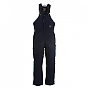 Berne Deluxe Twill Insulated Quilt Lined Bib Overall - B414