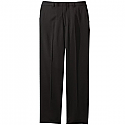 Edwards Men's Classic Flat Front Polyester Pant - 2550