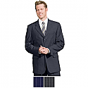 Edwards Men's Pinstripe Suit Coat - 3660