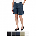 Dickies Women's 9-inch Flat Front Short - FR221/FRW221